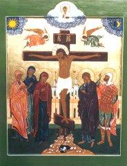 Crucifixion - Cliquez pour zoomer...